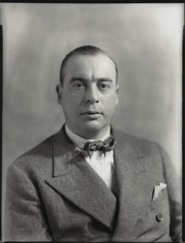 John Randolph ('Jack') Anthony, by Bassano Ltd, 13 February 1935 - NPG x151540 - © National Portrait Gallery, London