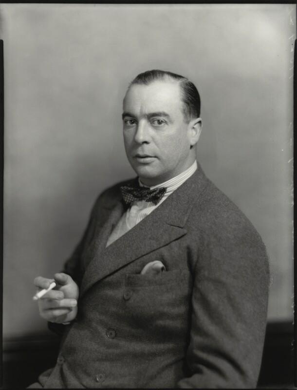 John Randolph ('Jack') Anthony, by Bassano Ltd, 13 February 1935 - NPG x151541 - © National Portrait Gallery, London