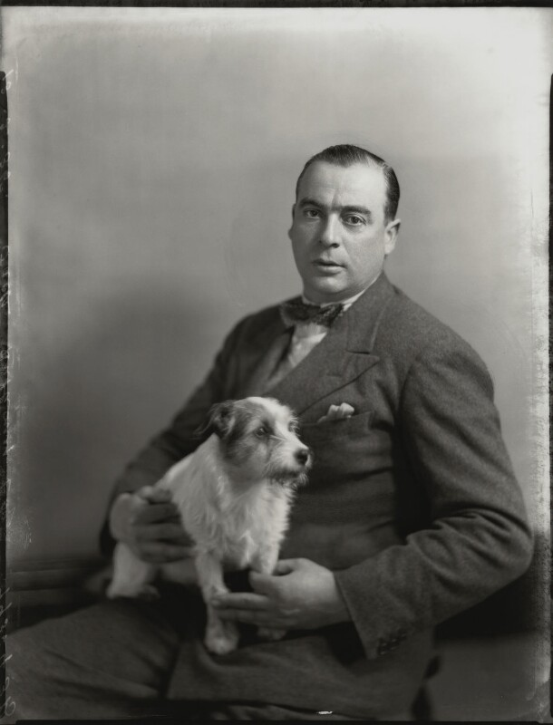 John Randolph ('Jack') Anthony, by Bassano Ltd, 13 February 1935 - NPG x151542 - © National Portrait Gallery, London