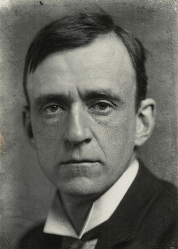 Henry Tonks, by George Charles Beresford, August 1902 - NPG x6600 - © National Portrait Gallery, London