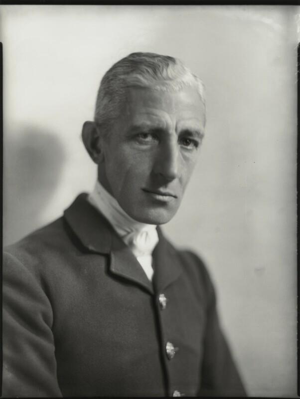 Norman Adams, by Bassano Ltd, 23 March 1935 - NPG x151593 - © National Portrait Gallery, London