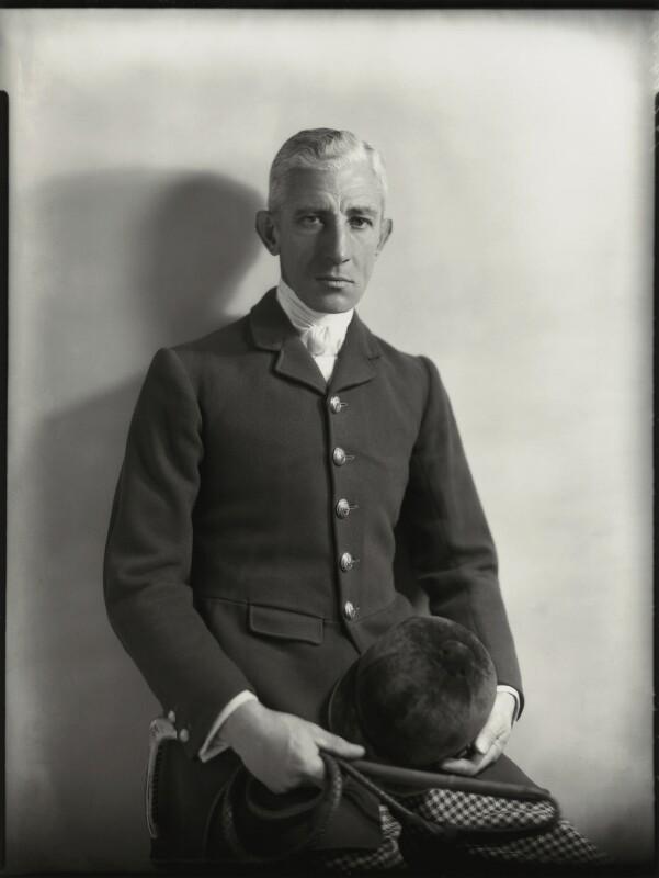 Norman Adams, by Bassano Ltd, 23 March 1935 - NPG x151595 - © National Portrait Gallery, London