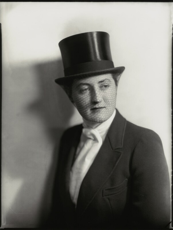 Ena Adams, by Bassano Ltd, 23 March 1935 - NPG x151597 - © National Portrait Gallery, London