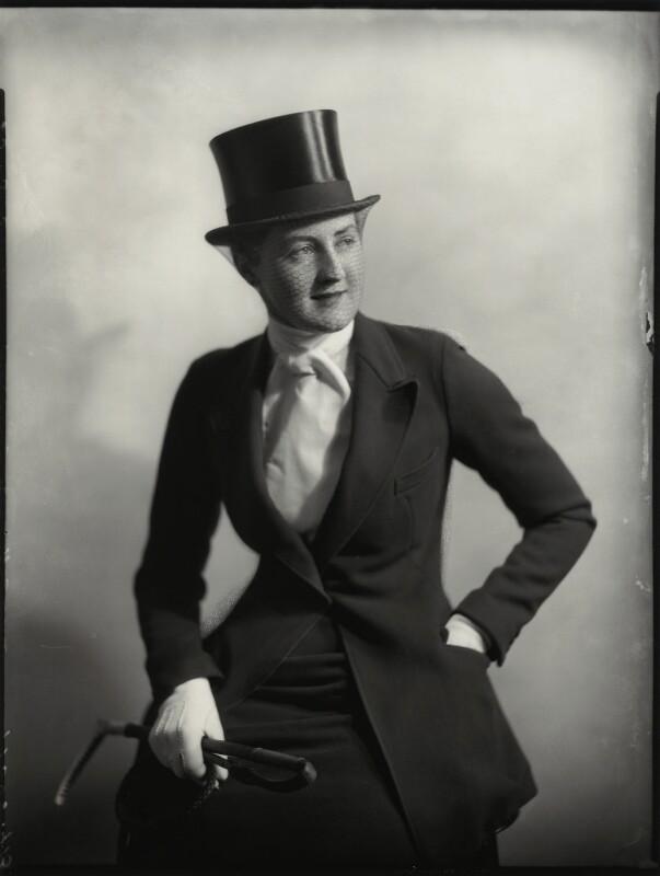 Ena Adams, by Bassano Ltd, 23 March 1935 - NPG x151599 - © National Portrait Gallery, London