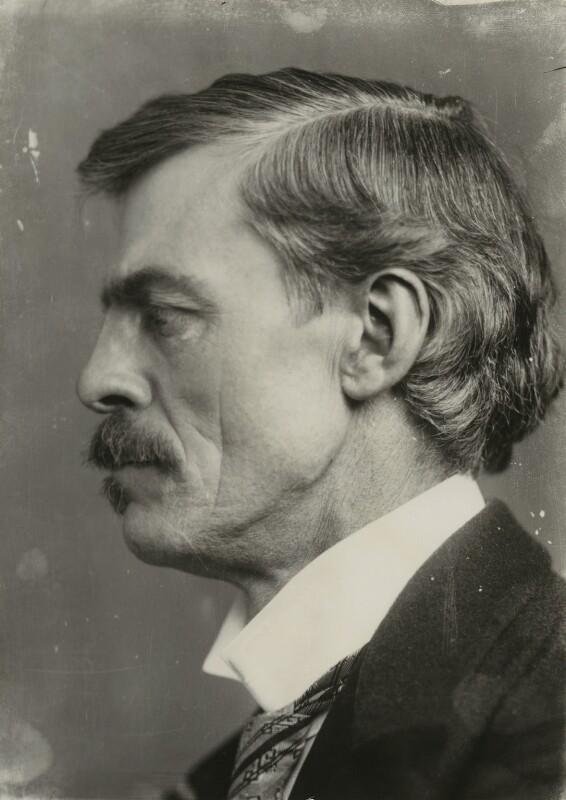 Frederick Brown, by George Charles Beresford, 1904 - NPG x6448 - © National Portrait Gallery, London