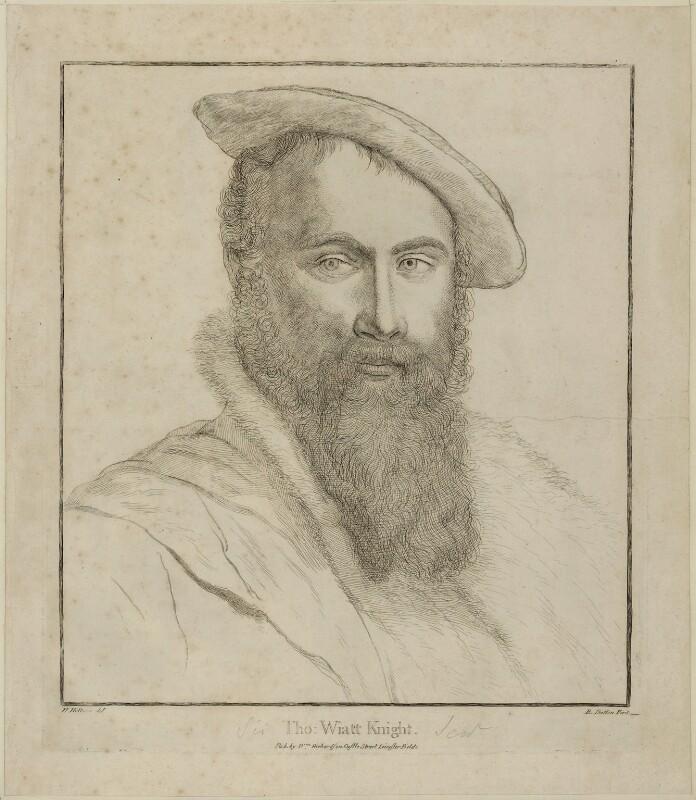 Thomas Wyatt biography
