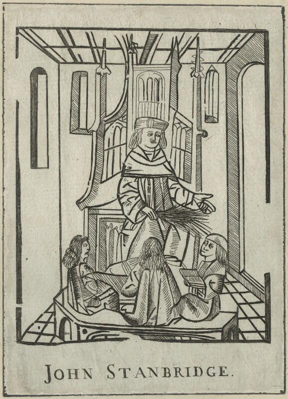 John Stanbridge, after Unknown artist, (1529) - NPG D24338 - © National Portrait Gallery, London