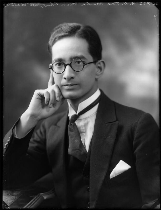 Prince Maung Maung Gyi, by Bassano Ltd, 26 July 1922 - NPG x151645 - © National Portrait Gallery, London