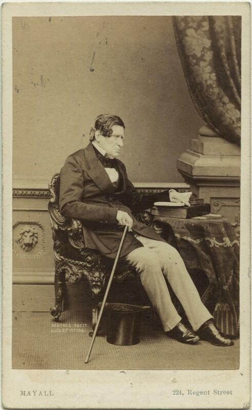 John Ryder, 5th Earl of Harrowby