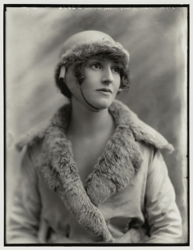 Rosie Campbell, by Bassano Ltd, 19 March 1919 - NPG x151664 - © National Portrait Gallery, London