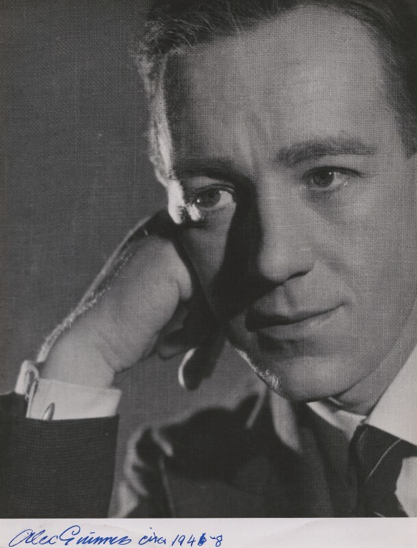 Sir Alec Guinness, by Gordon Anthony, 1946 - NPG x40997 - © reserved; collection National Portrait Gallery, London