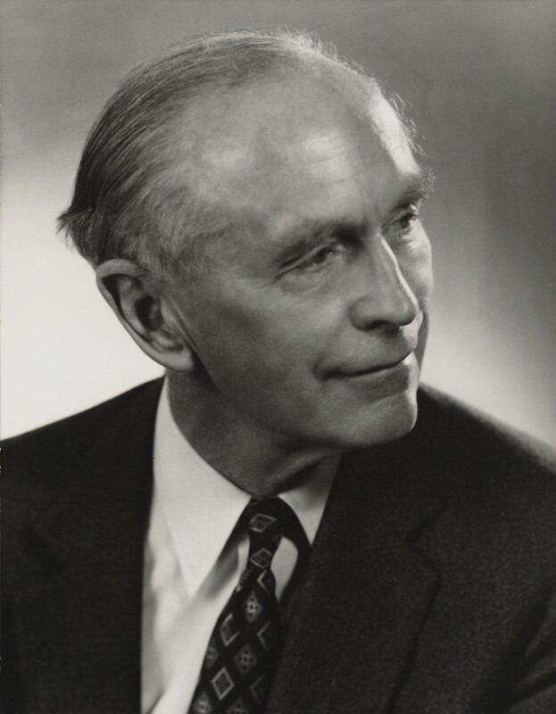 Alec Douglas-Home, by Madame Yevonde, 1963-1964 - NPG x26396 - © Yevonde Portrait Archive