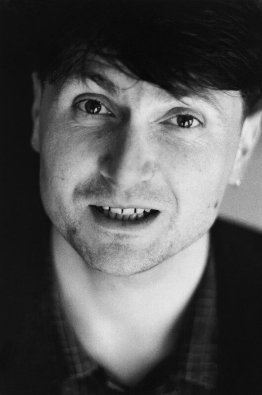 Simon Armitage, by Roderick Field, 1998 - NPG x88093 - © Roderick Field