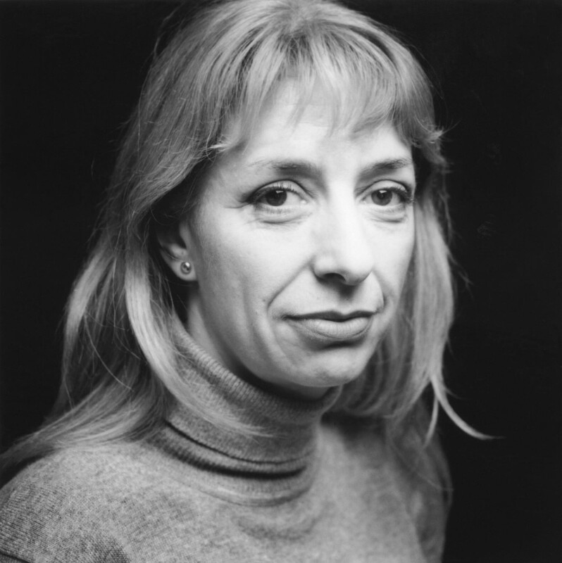 Susan Greenfield, Baroness Greenfield, by Norman McBeath, December 1997 - NPG x87857 - © Norman McBeath / National Portrait Gallery, London