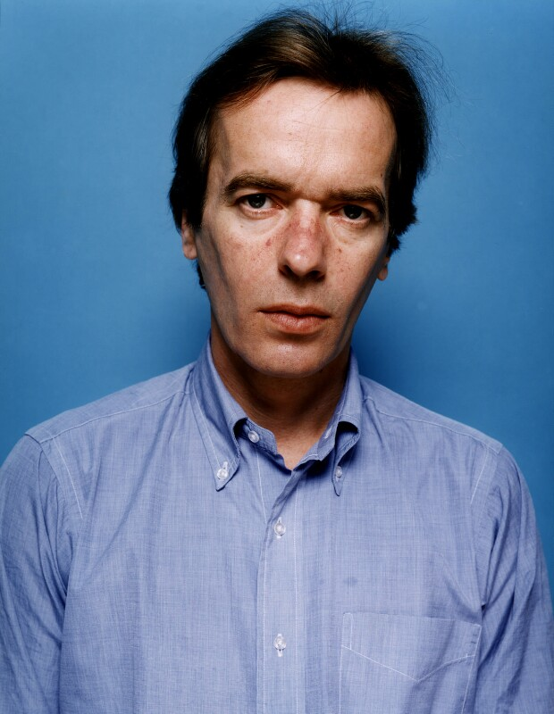 Martin Amis, by Trevor Ray Hart, 7 March 1995 - NPG x76549 - © News International Newspapers Ltd