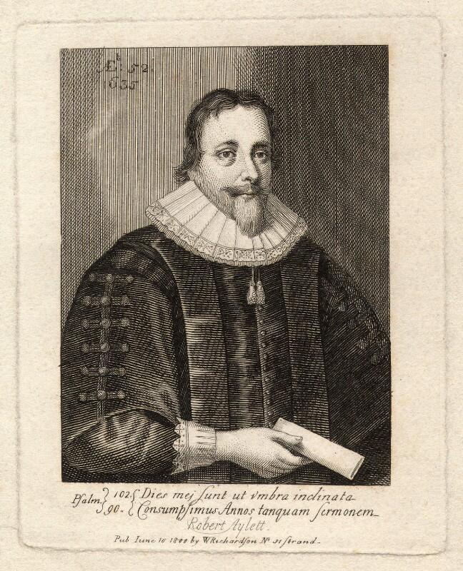 Robert Aylett, after Thomas Cross, 1800 (1654) - NPG D9018 - © National Portrait Gallery, London