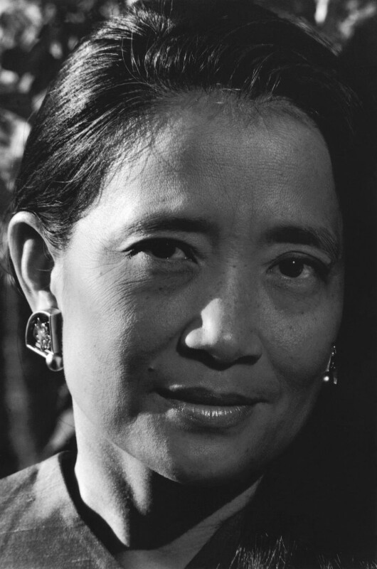 Jung Chang, by Anderson & Low, 1996 - NPG x76981 - © reserved; collection National Portrait Gallery, London