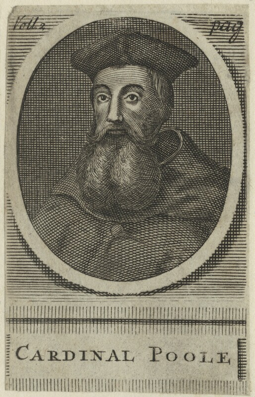 Reginald Pole, after Unknown artist, possibly 18th century - NPG D24903 - © National Portrait Gallery, London