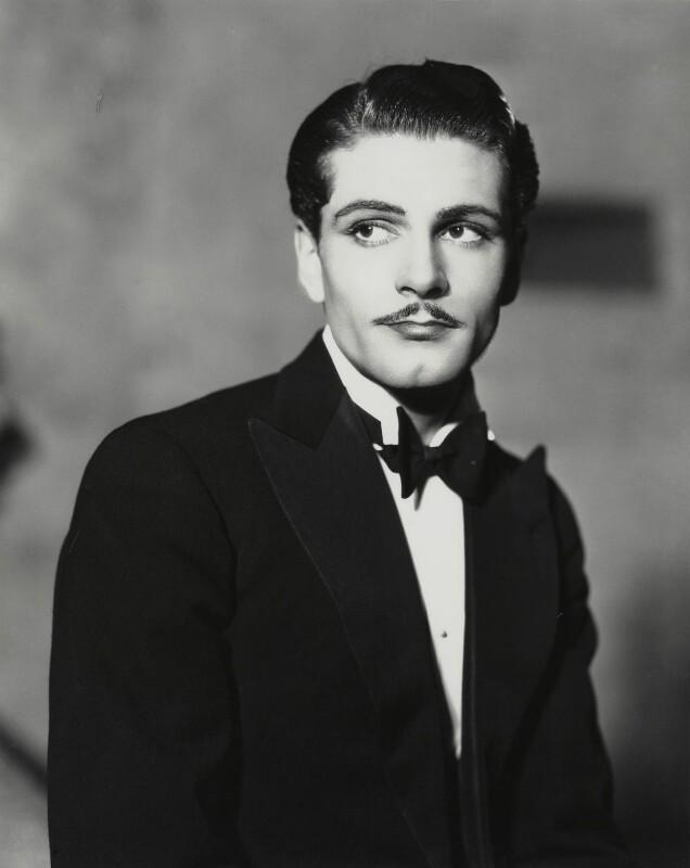 Laurence Olivier, by Sasha (Alexander Stewart), 1930 - NPG x45062 - © Hulton Archive/Getty Images