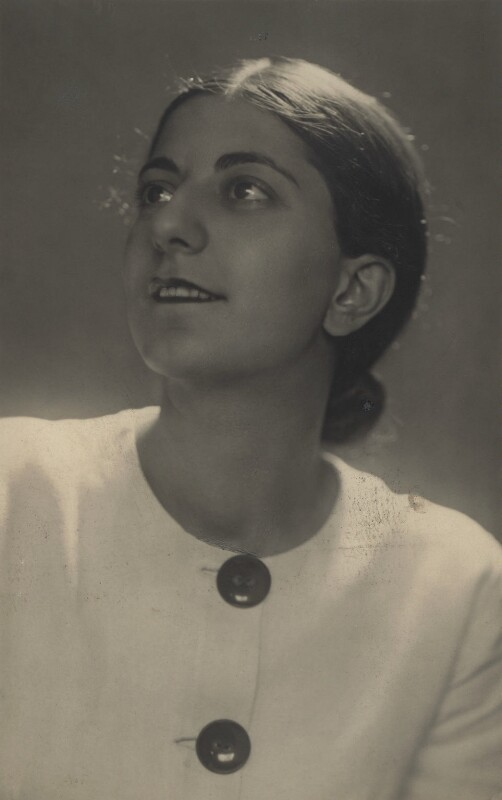Ida Kar, by Unknown photographer, 1934 - NPG x129570 - © National Portrait Gallery, London