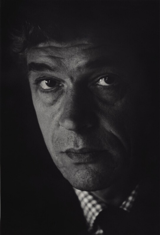 Paul Schofield, by Bob Willoughby, 1966 - NPG x8343 - © Bob Willoughby 1966