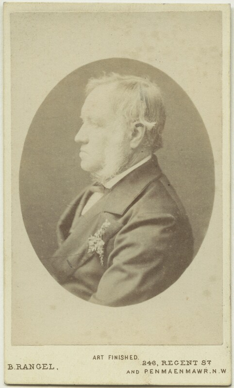 Michael Pakenham Edgeworth, by Blas Rangel, 1870s - NPG x26086 - © National Portrait Gallery, London