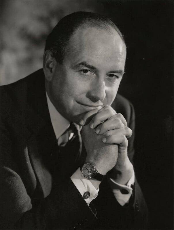 Roy Harris Jenkins, Baron Jenkins of Hillhead, by Walter Bird, 17 December 1963 - NPG x166847 - © National Portrait Gallery, London