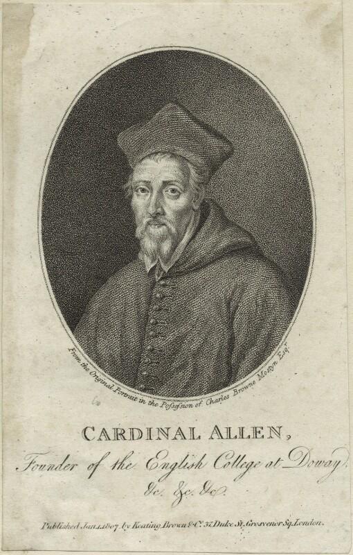 William Allen, after Unknown artist, published 1807 - NPG D25294 - © National Portrait Gallery, London