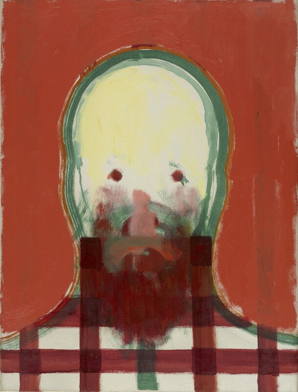(John) Peter Warren Cochrane, by Howard Hodgkin, 1962 - NPG 6888 - © National Portrait Gallery, London