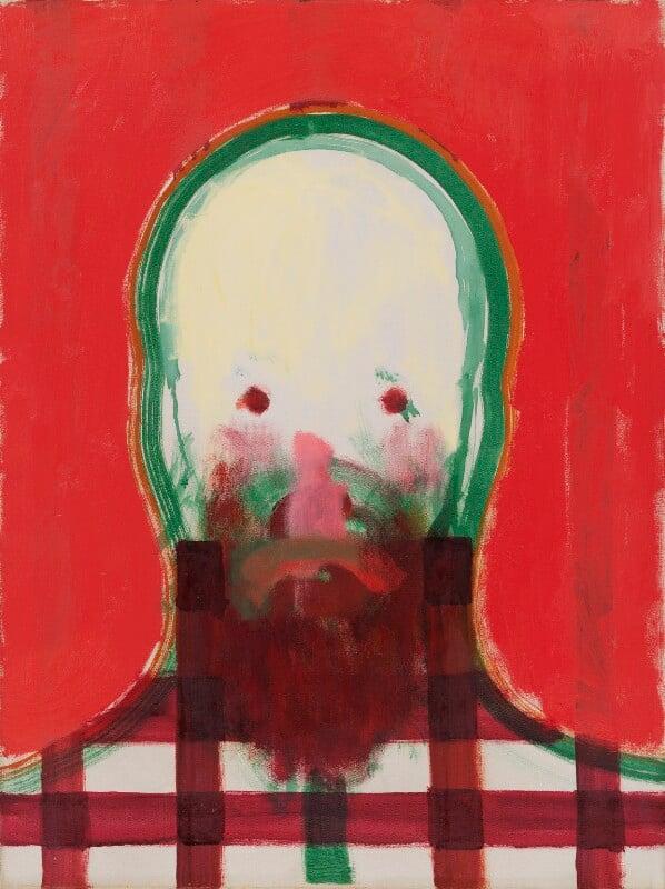 (John) Peter Warren Cochrane, by (Gordon) Howard Eliot Hodgkin, 1962 - NPG 6888 - © National Portrait Gallery, London