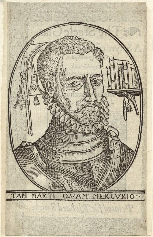 George Gascoigne portrait