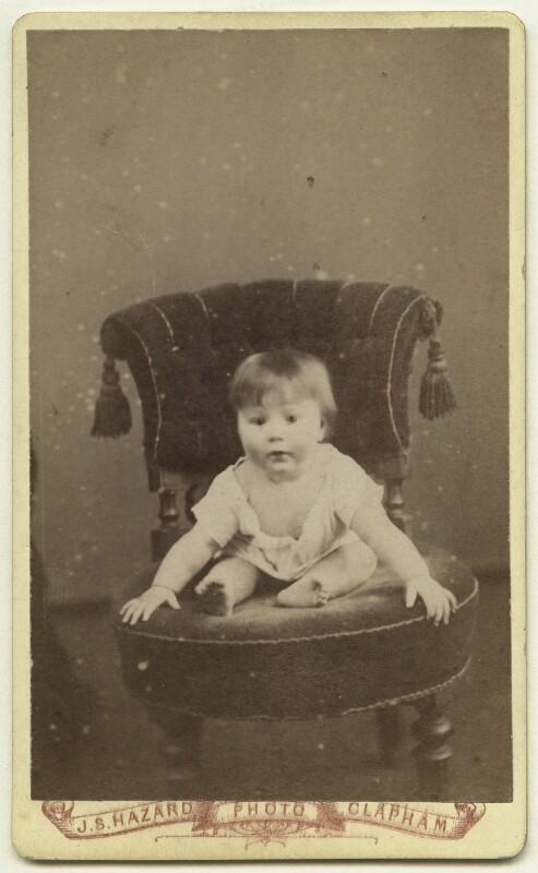 Marjorie Strachey, by John Smith Hazard, circa 1883 - NPG x38562 - © National Portrait Gallery, London