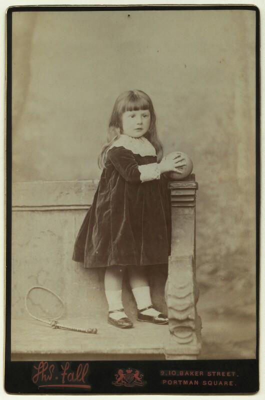 James Beaumont Strachey, by Thomas Fall, circa 1890 - NPG x24000 - © National Portrait Gallery, London