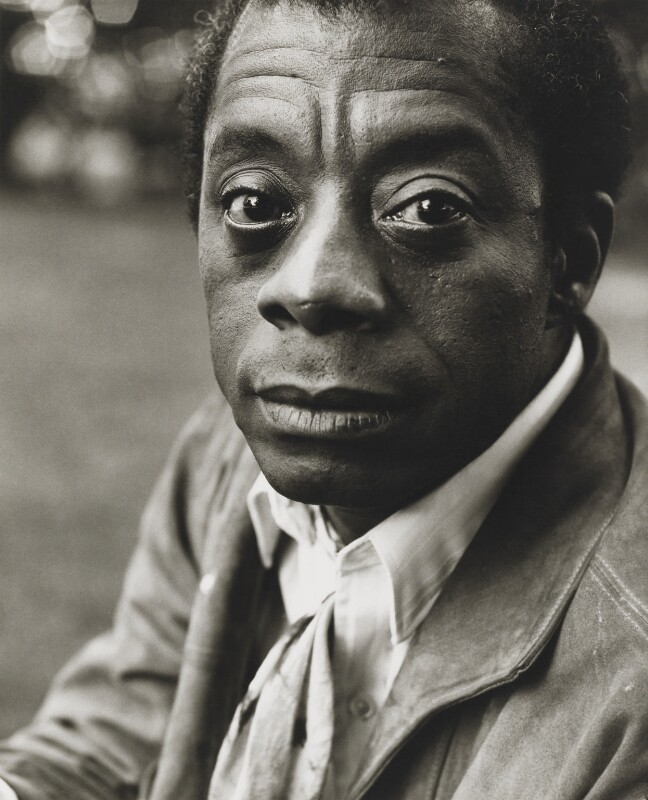NPG x88248; James Baldwin - Portrait - National Portrait Gallery