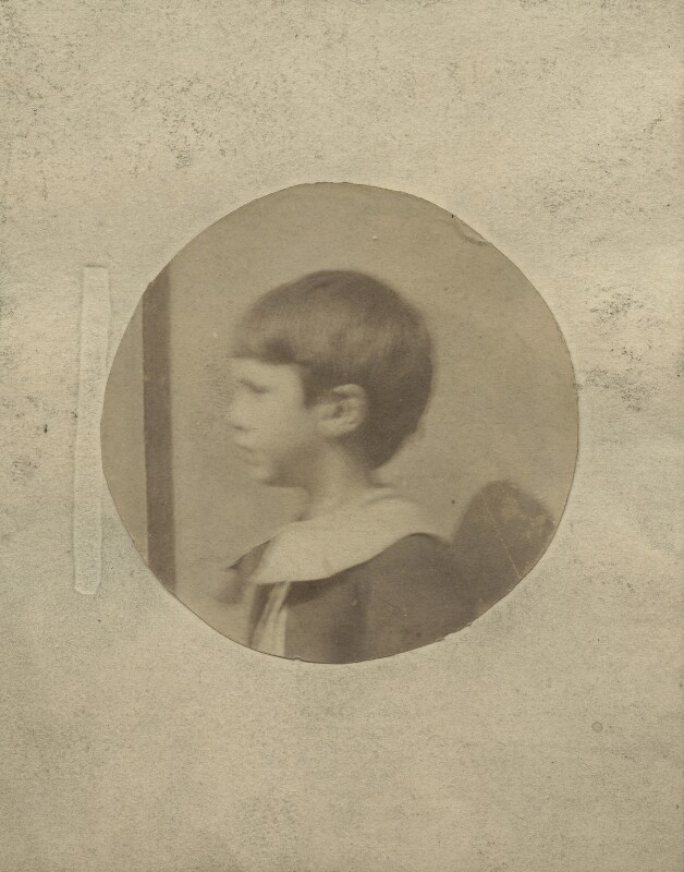 James Beaumont Strachey, by Unknown photographer, circa 1893 - NPG x24006 - © National Portrait Gallery, London