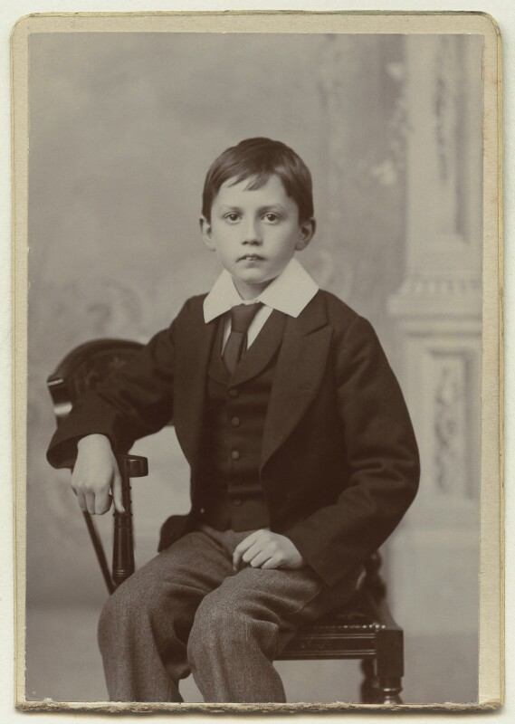 James Beaumont Strachey, by George Augustus Dean Jr, circa 1895 - NPG x24004 - © National Portrait Gallery, London