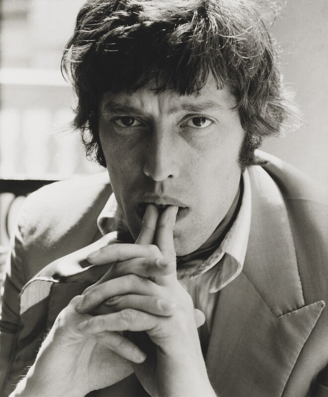 Tom Stoppard, by Mark Gerson, June 1969 - NPG x88254 - © Mark Gerson / National Portrait Gallery, London