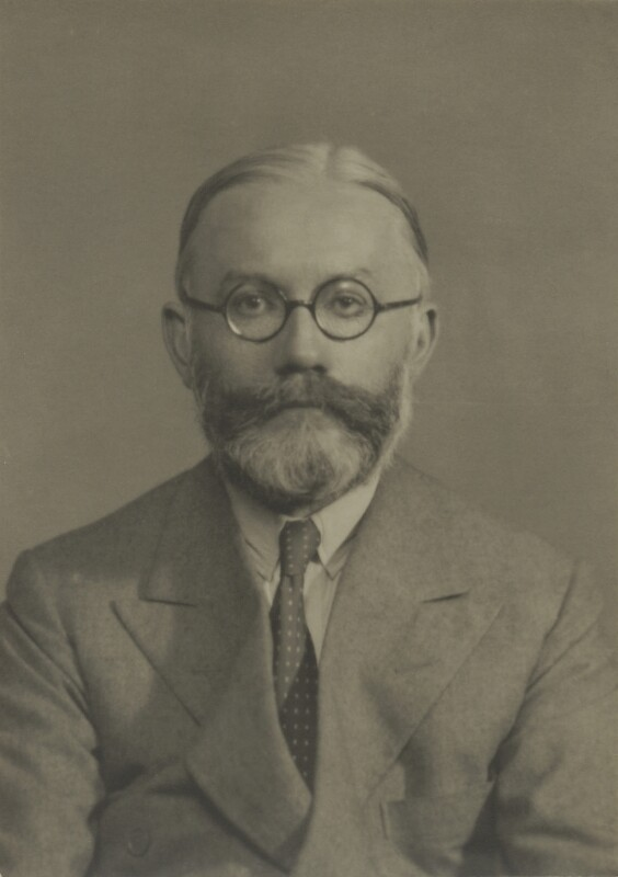 James Beaumont Strachey, by Unknown photographer, circa 1930 - NPG x38533 - © National Portrait Gallery, London