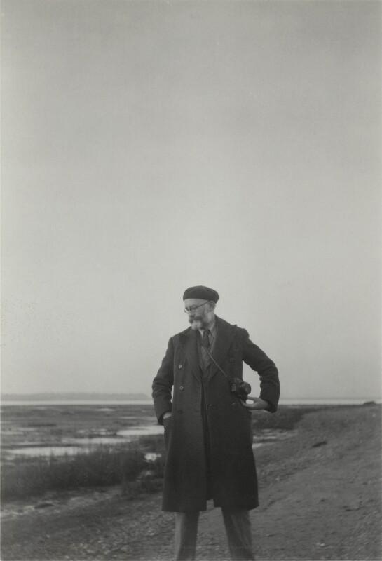 James Beaumont Strachey, probably by Alix Strachey, circa 1940 - NPG x38535 - © National Portrait Gallery, London