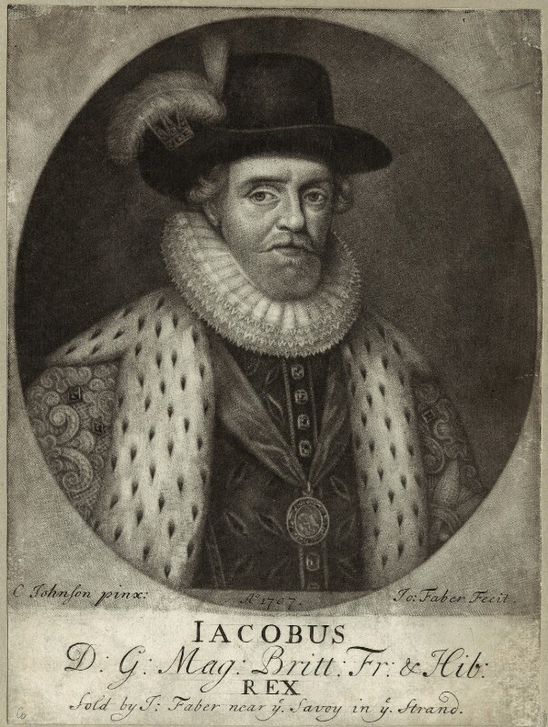 a biography of king james i of england How can the answer be improved.