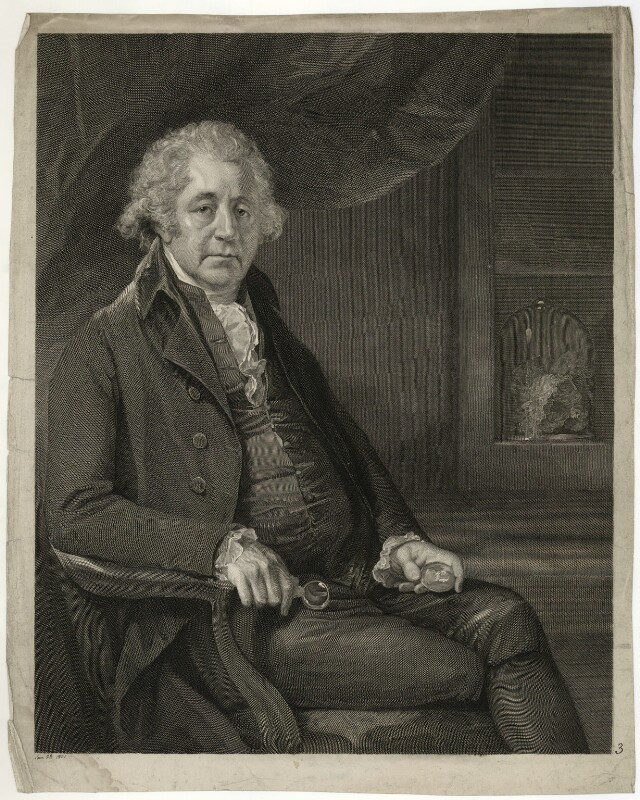Matthew Boulton, by William Sharp, after  Sir William Beechey, published 1801 - NPG D32006 - © National Portrait Gallery, London