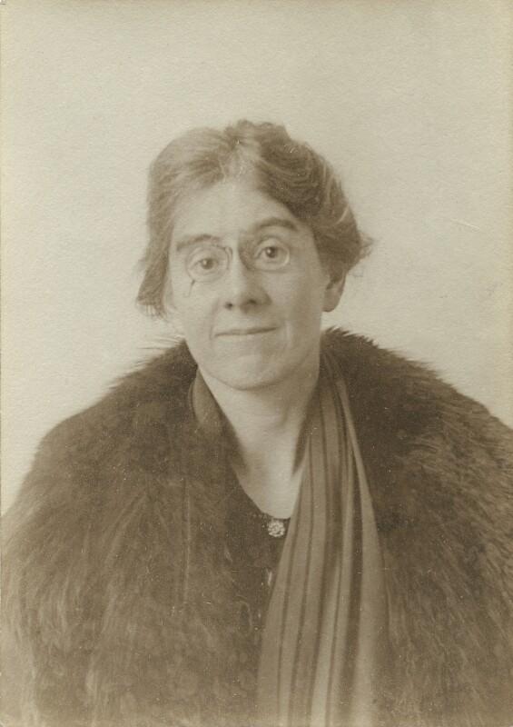 Pippa Strachey, by Unknown photographer, 1915 - NPG x38594 - © National Portrait Gallery, London