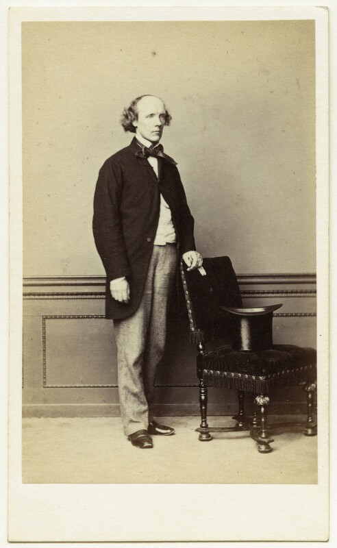 William Graham, by Thomas Richard Williams, 1860s - NPG x47130 - © National Portrait Gallery, London