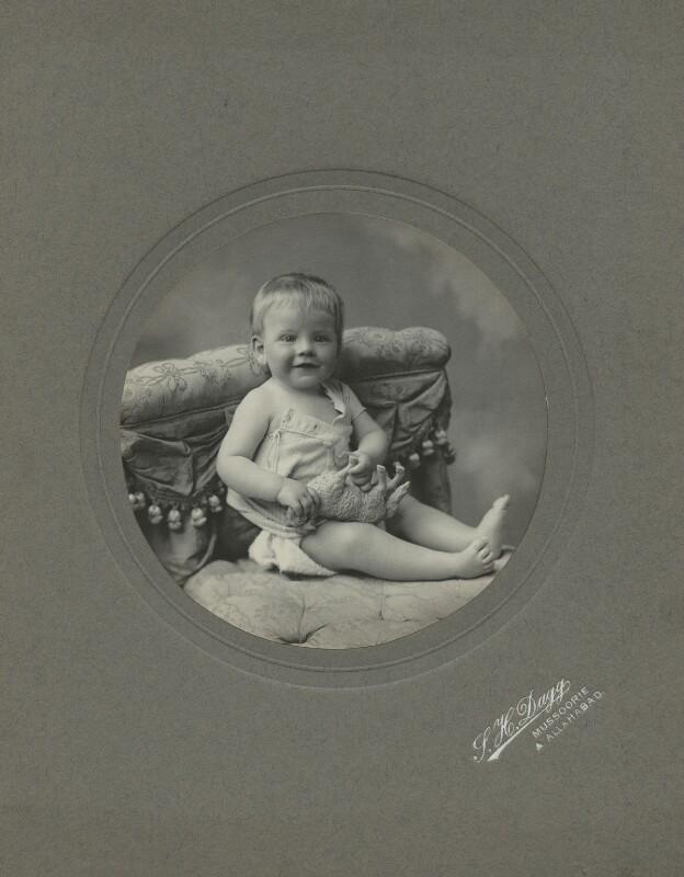 Richard Philip Farquhar Strachey, by Sidney Herbert Dagg, May 1903 - NPG x26191 - © National Portrait Gallery, London