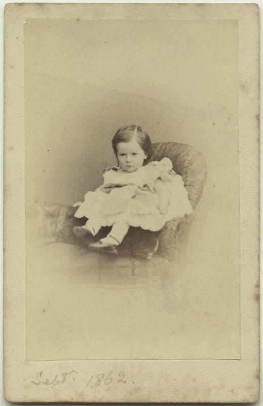 Richard John Strachey, by William Edward Kilburn, September 1862 - NPG x13894 - © National Portrait Gallery, London
