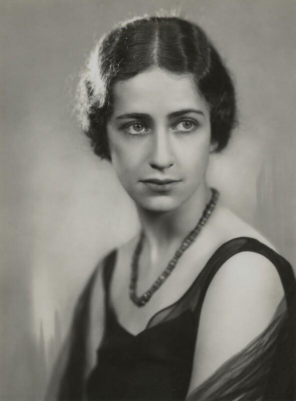 Dame Peggy Ashcroft, by Sasha (Alexander Stewart), 7 November 1929 - NPG x45960 - © Hulton Archive/Getty Images