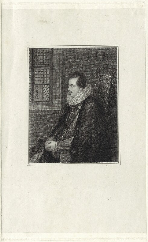 Charles Blount, Earl of Devonshire, by Henry Thomas Ryall, published by  Harding & Lepard, published 1830 - NPG D25818 - © National Portrait Gallery, London