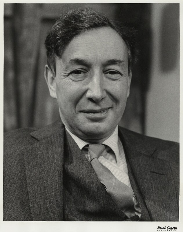 Sir Alfred Jules Ayer, by Mark Gerson, 1961 - NPG x5102 - © Mark Gerson / National Portrait Gallery, London