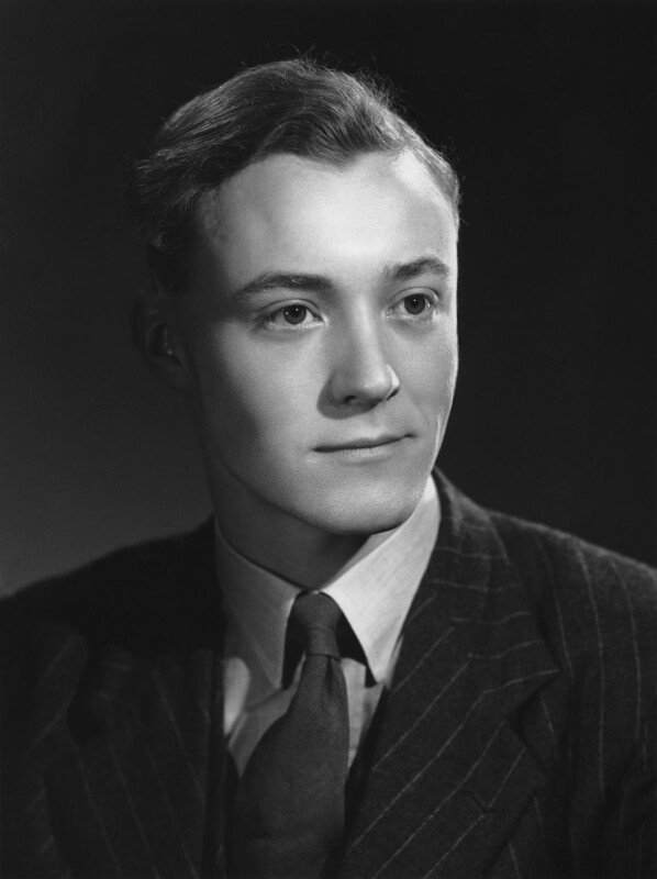 Tony Benn, by Bassano Ltd, 8 January 1947 - NPG x72558 - © National Portrait Gallery, London