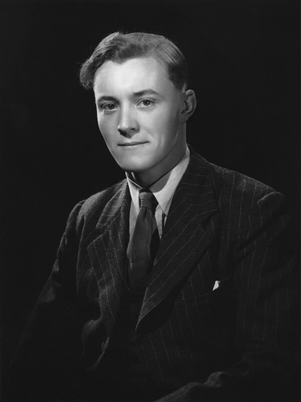Tony Benn, by Bassano Ltd, 8 January 1947 - NPG x72561 - © National Portrait Gallery, London